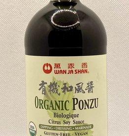(LW) Vegan Organic Ponzu Bio Citrus Soy Sauce*(萬家香) 有機和風醬