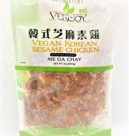 Vege USA * 美素 (VU) Vegan Korean Sesame Chicken*(美素) 素韓式芝麻雞