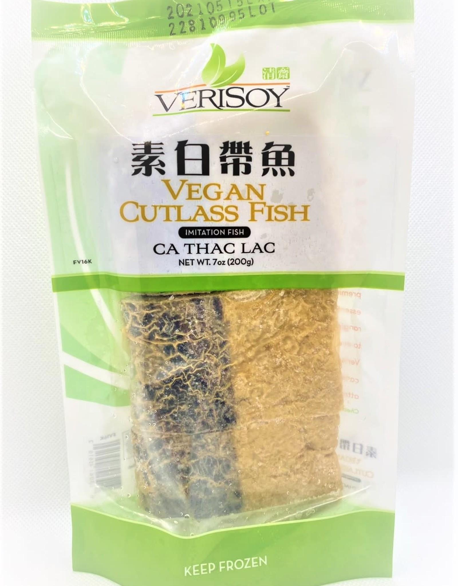 Vege USA * 美素 (VU) Vegan Cutlass Fish*(美素) 素白帶魚