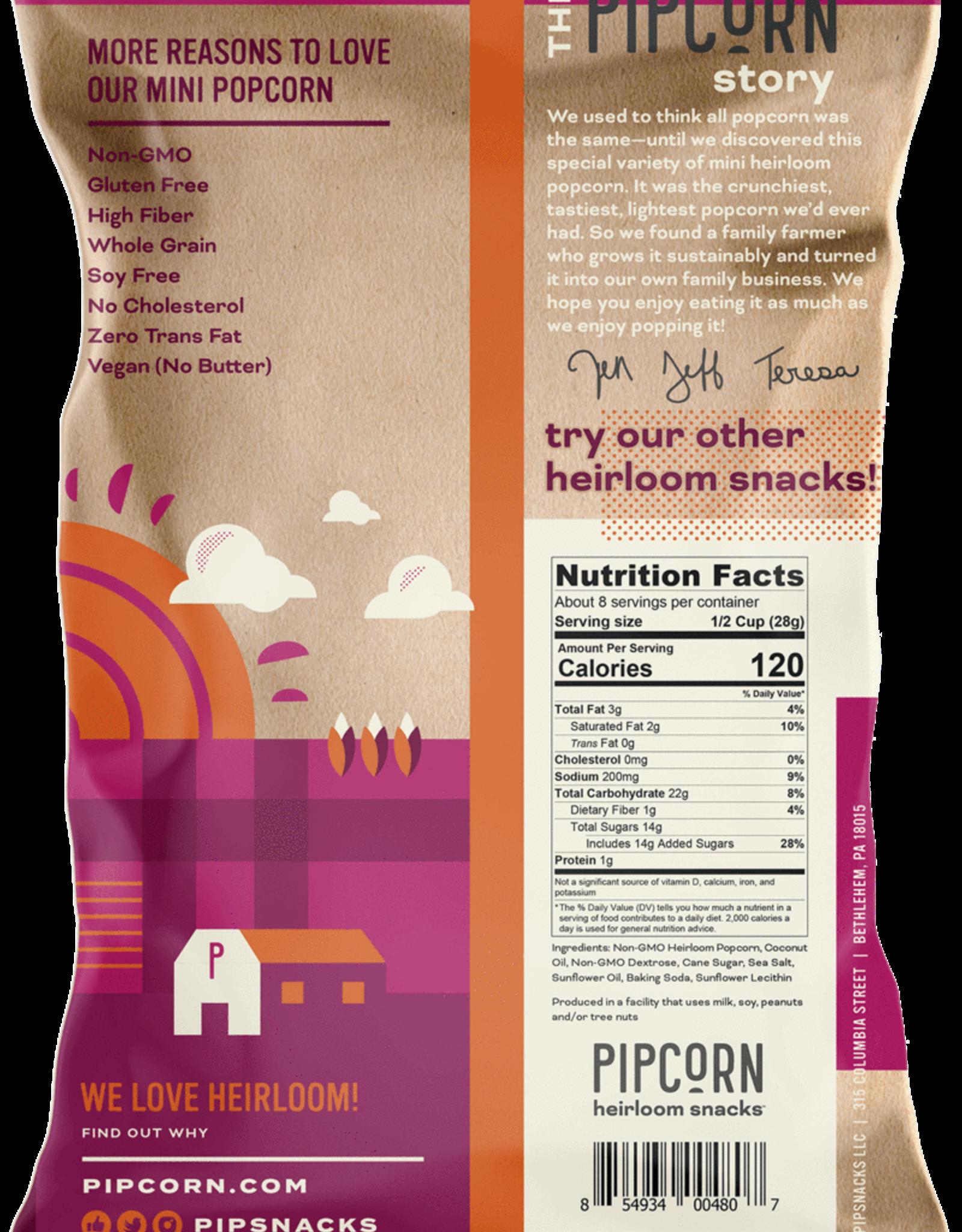 (PC) Vegan PipCorn Caramel Popcorn*(PC) 全素爆米花