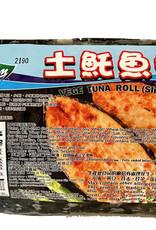 Vegefarm * 松珍 (VF) Vege Sliced Tuna Roll*(松珍) 素土魠火腿
