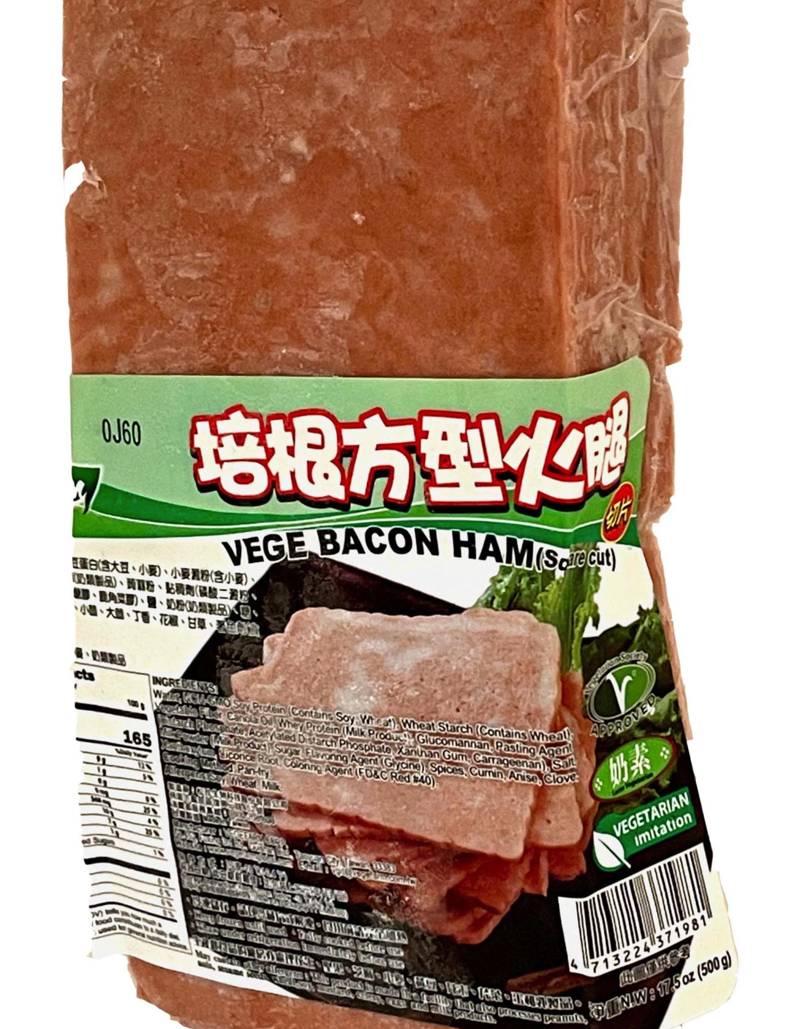 Vegefarm * 松珍 (VF) Vege Sliced Bacon Ham*(松珍) 素培根方型火腿