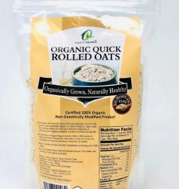 (UK) Vegan Organic Quick Rolled Oats*(康寶) 有機燕麥
