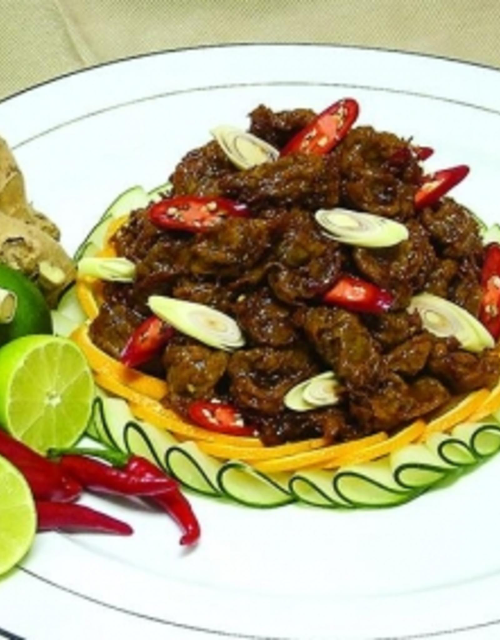 Da Cheng * 大政 (FH) Vegan Thai Spicy Sour Chicken*(永代)  泰式酸辣雞