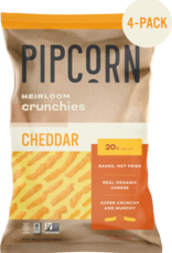 (PC) Vegan PipCorn Cheddar Crunchies*(PC) 全素起司條