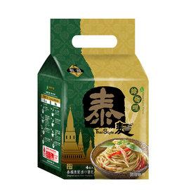 Lu Zhen Co. (LZ) Thai Style Green Curry*(稑珍) 泰麵-綠咖哩