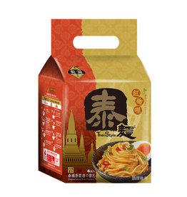 Lu Zhen Co. (LZ) Thai Style Red Curry*(稑珍) 泰麵-紅咖哩