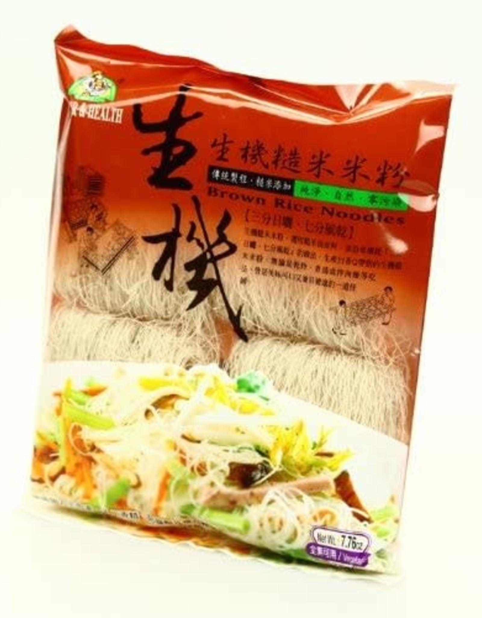 (UK) Vegan Hsin-Chu Brown Rice Flour Noodles*(有機廚坊) 新竹糙米米粉