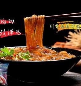 Immense * 壹善 (HI) Vegan Sichuan Spicy Cabbage Mung Bean Noodles*(壹善) 川香麻辣鮮蔬冬粉