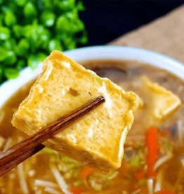 Chyuan Kuang * 全廣 (CK) Vegan Fried Vegetables Q-Tofu Slice (S)*(素之都) 野菜百頁豆腐 (S)