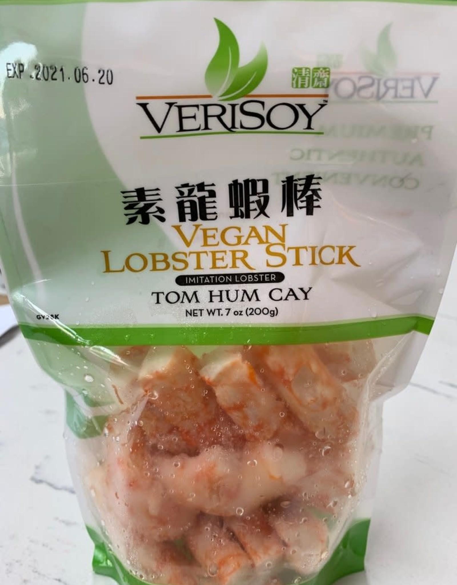 Vege USA * 美素 (VU) Vegan Lobster Sticks*(美素) 素龍蝦棒