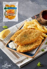 Chyuan Kuang * 全廣 (CK) Vegan Fish Fillet(L)*(全廣) 純素鱈魚排 (L)