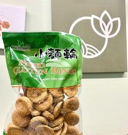Vege USA * 美素 (VU) Vegan Fried Gluten Rings*(美素) 小麵輪