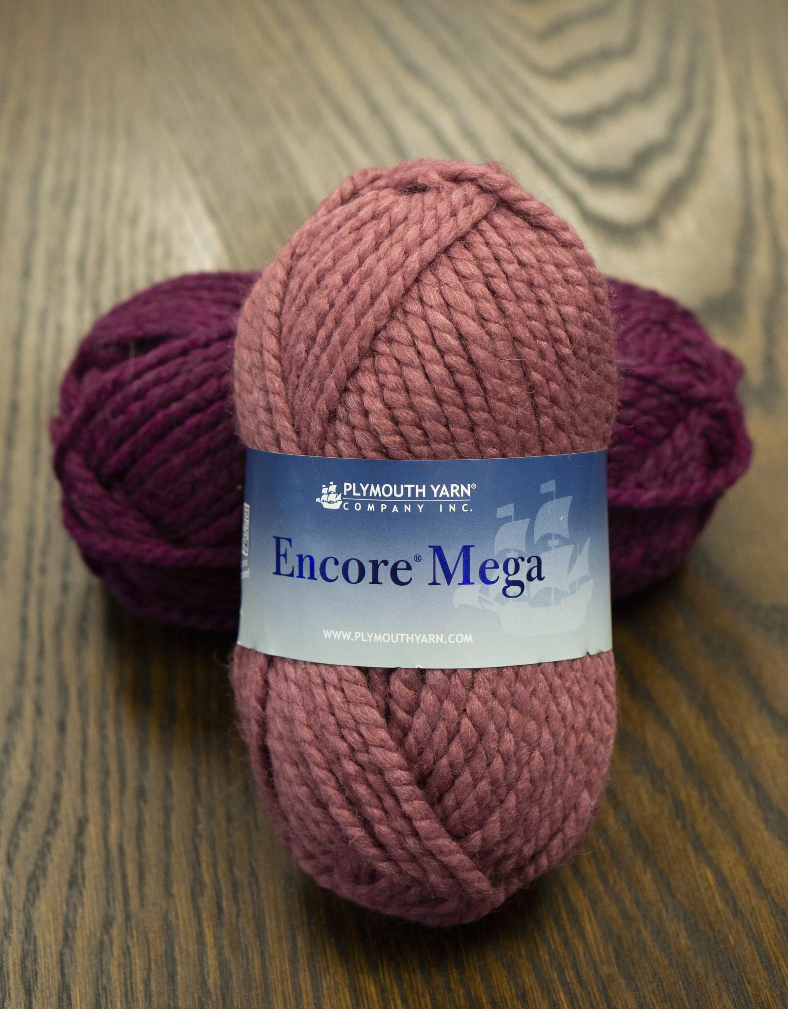 Plymouth Yarn Encore Mega