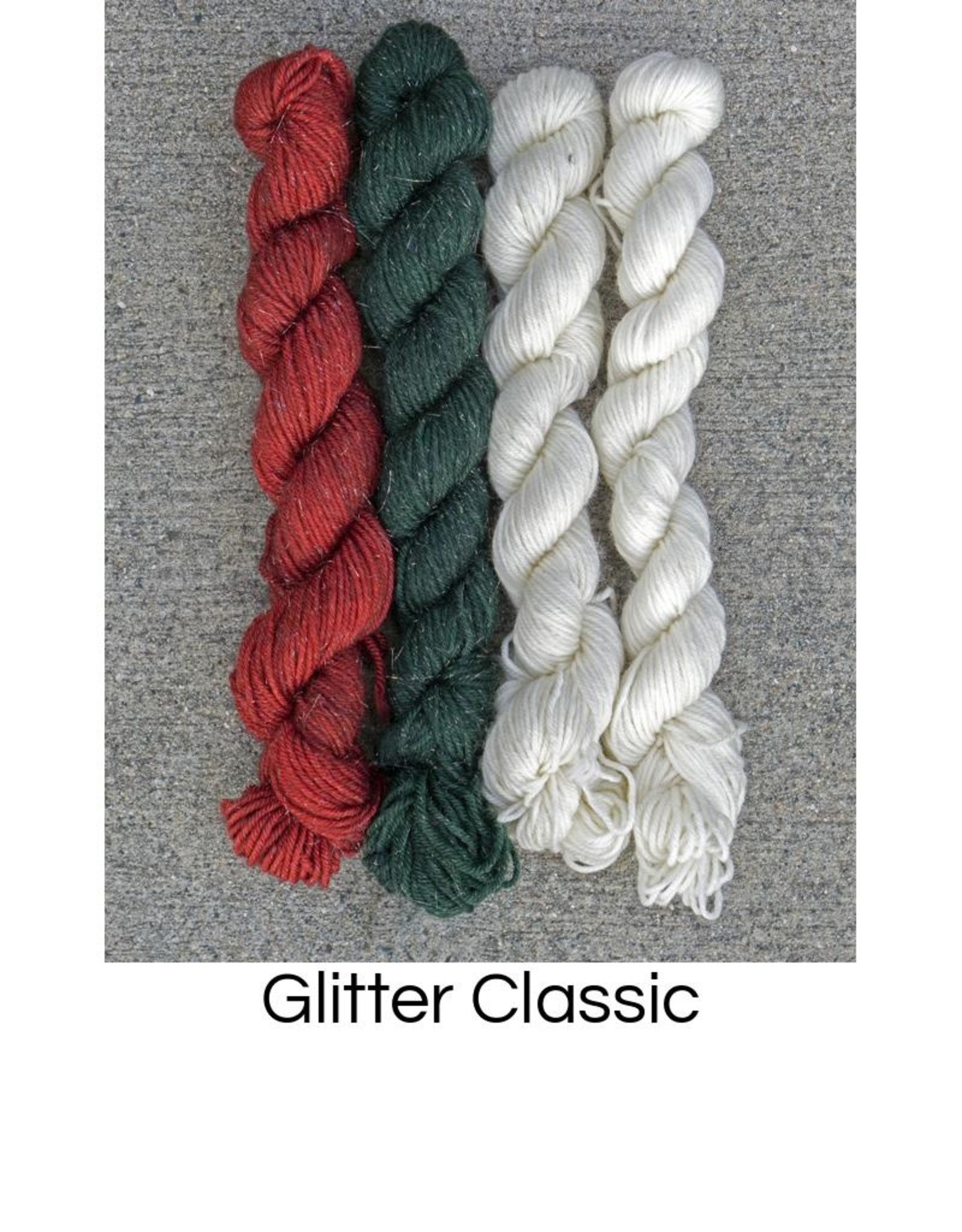 Yarnslayer Fibers Mini Stocking Kit
