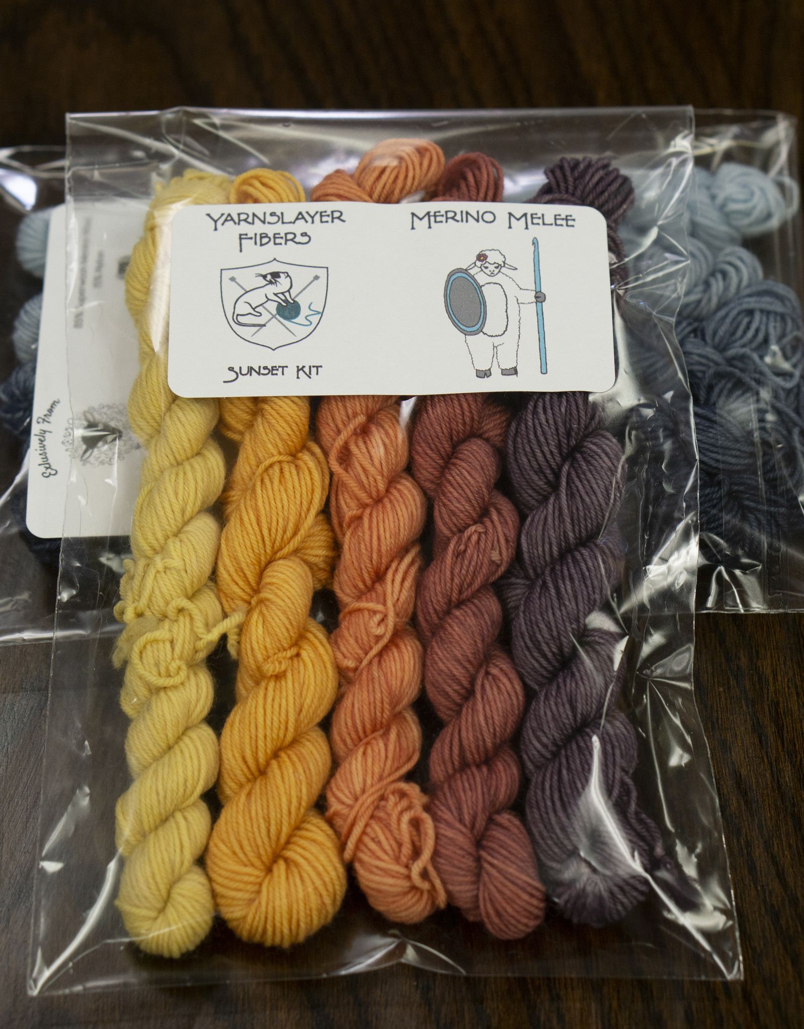 Yarnslayer Fibers Yarnslayer 10g Kits