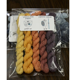 Yarnslayer Fibers Merino Melee, 10g Kit
