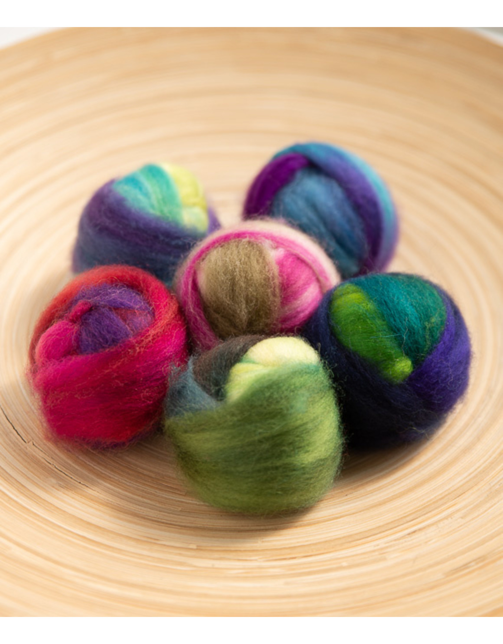 Sweet Georgia Spinning Colour Six-Pack