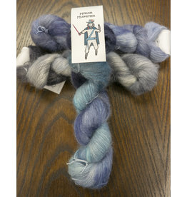 Yarnslayer Fibers Mohair Musketeer Paints