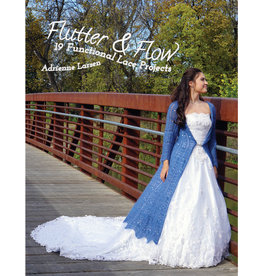Yarnslayer Fibers Flutter & Flow by Adrienne Larsen