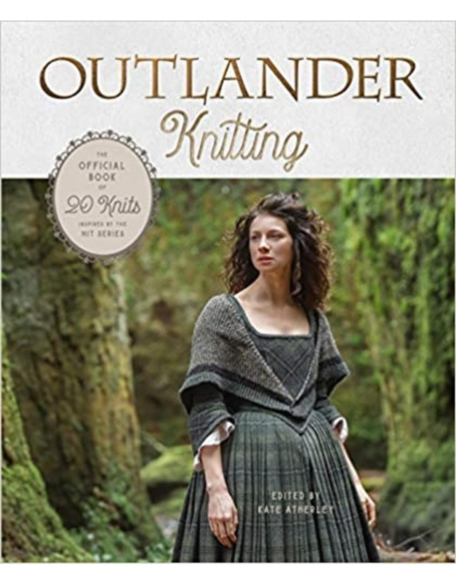Trendsetter Yarn Group Outlander Knitting Book