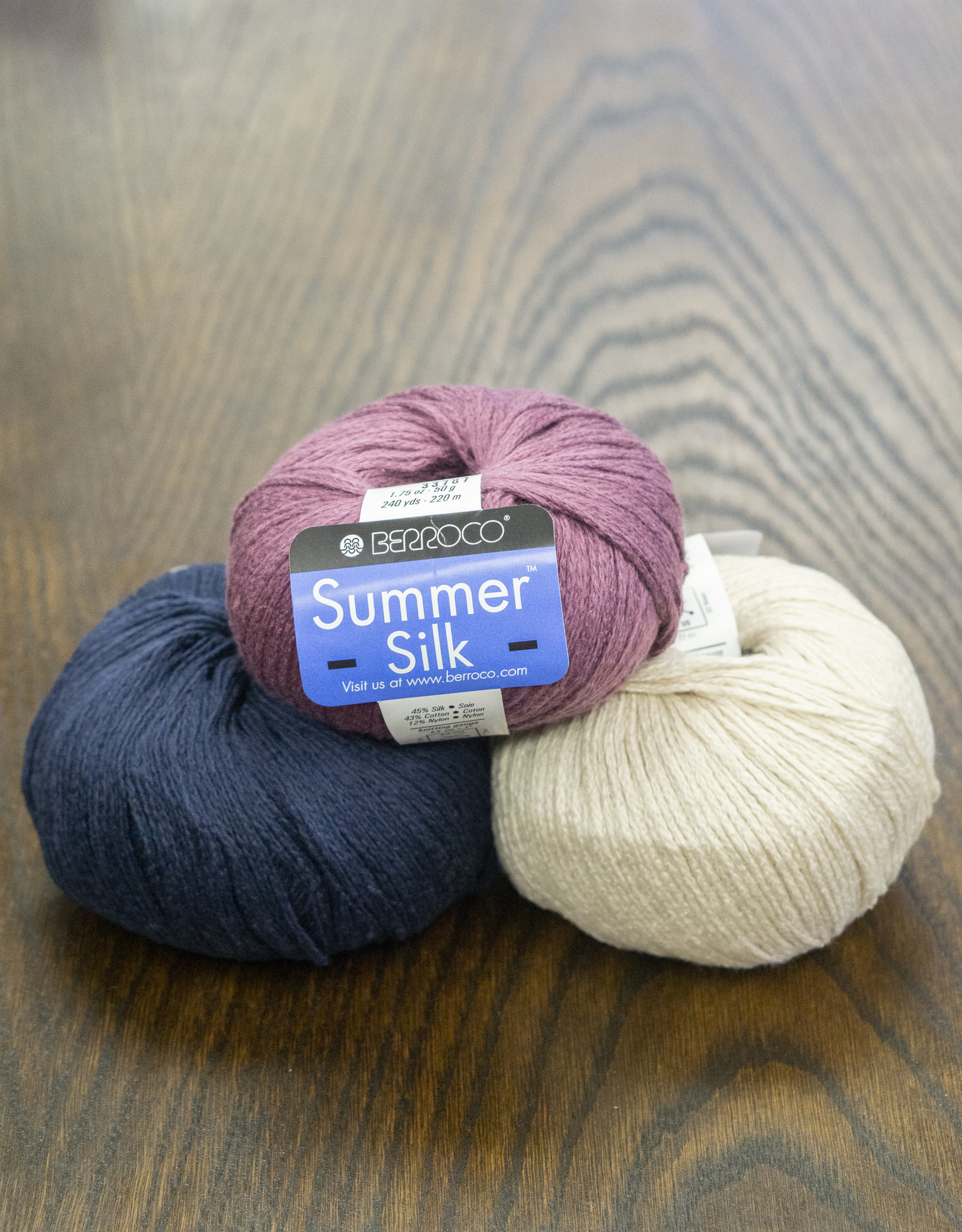 Berroco Summer Silk