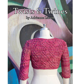 Yarnslayer Fibers Twists & Twines by Adrienne Larsen