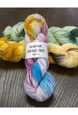 Yarnster Gusto Speckled Sock Yarn