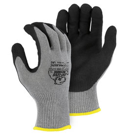 Majestic Glove Cut-Less Watchdog Glove with Sandy Nitrile Palm