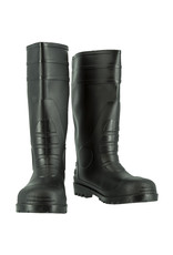 Majestic Glove PVC Steel Toe Knee Boot with Steel Shank & Fabric Lined