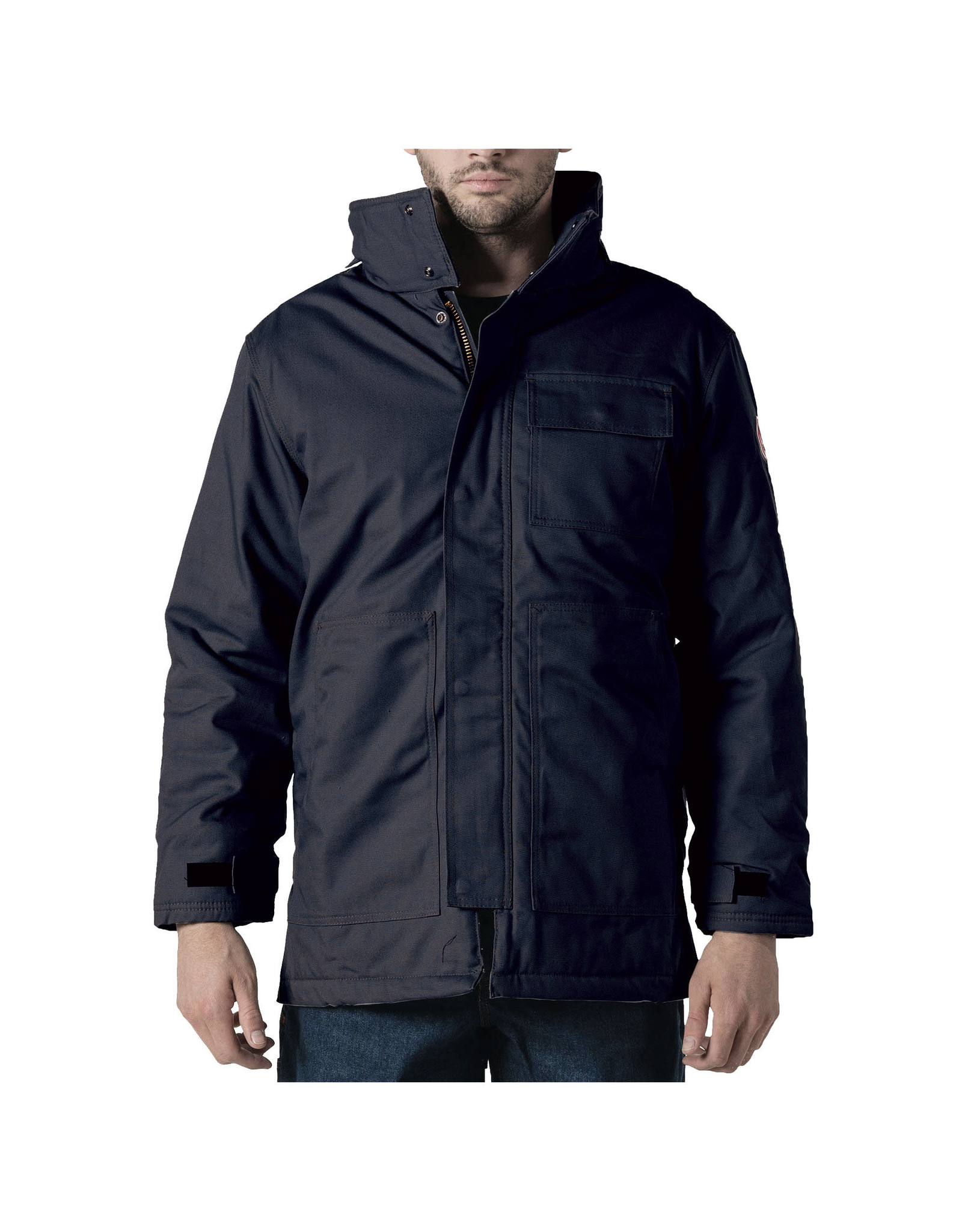 Flame Resistant Insulated Chore Coat