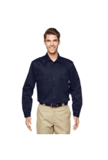 Flame-Resistant Core Work Shirt - Navy