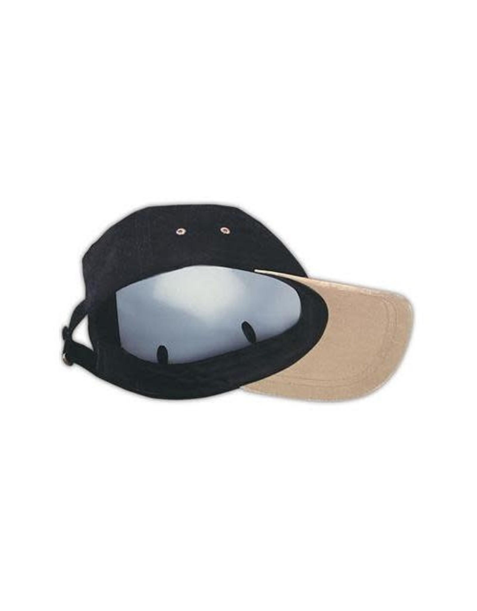 Honeywell Protective Shell Insert for Baseball Cap Polyethylene White