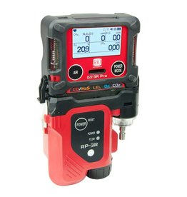 RKI Instruments Attachable Motorized Sample Drawing Pump for GX-3R (Pro)