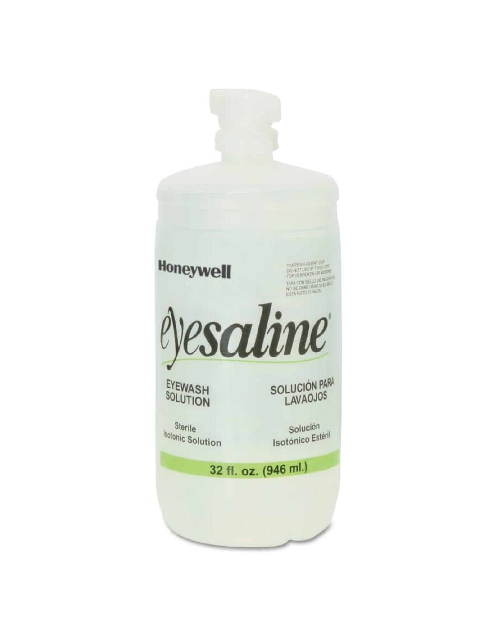 Honeywell Honeywell Emergency Eyewash Eyesaline® Wall Station Refill Bottle