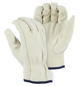 Majestic Glove Cowhide Drivers Glove Grade B Grain