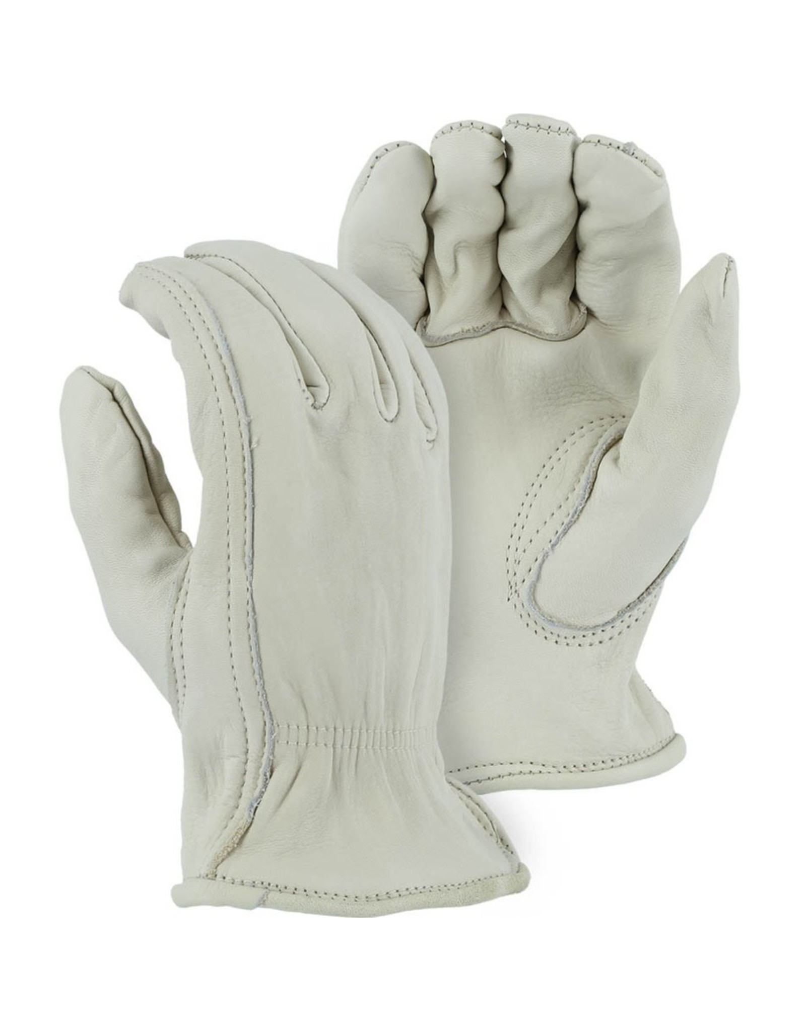 Majestic Glove Cowhide Drivers Glove Grade A Grain
