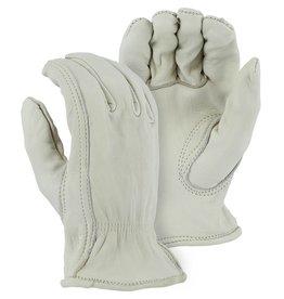 Majestic Glove Cowhide Drivers Glove Grade A Grain