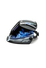Pyramex Auto Darkening Welding Helmet - Fire Metal