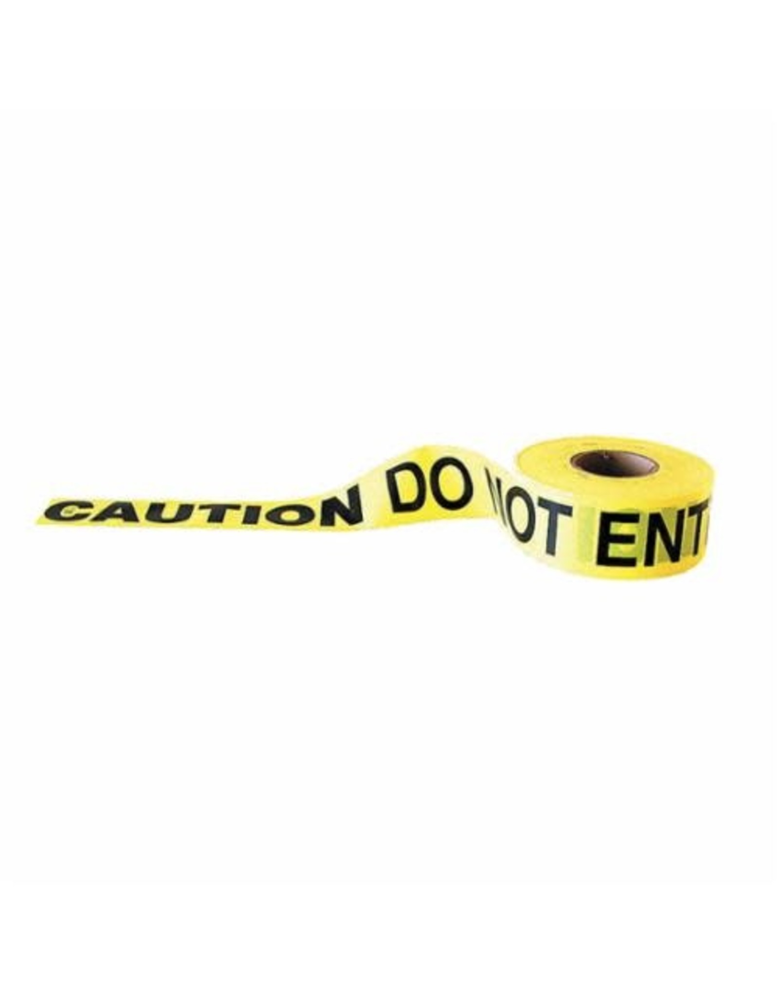 "Cordova Barricade Tape - Do Not Enter - 3"" x 1000 ft"