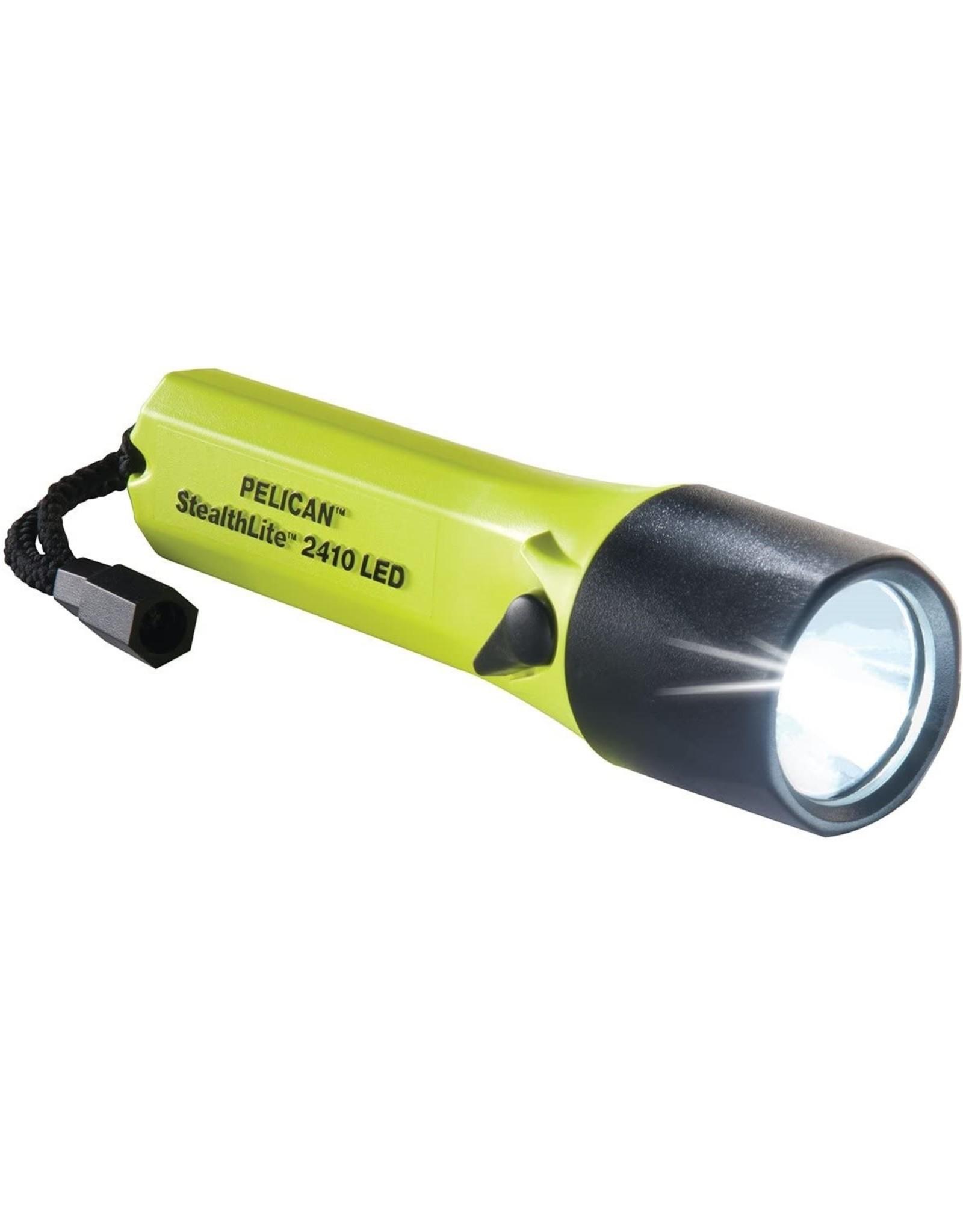 Pelican StealthLite 2410 LED Photoluminescent Flashlight