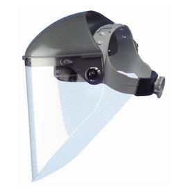"Honeywell F500 Series Faceshield/Headgear 7"""