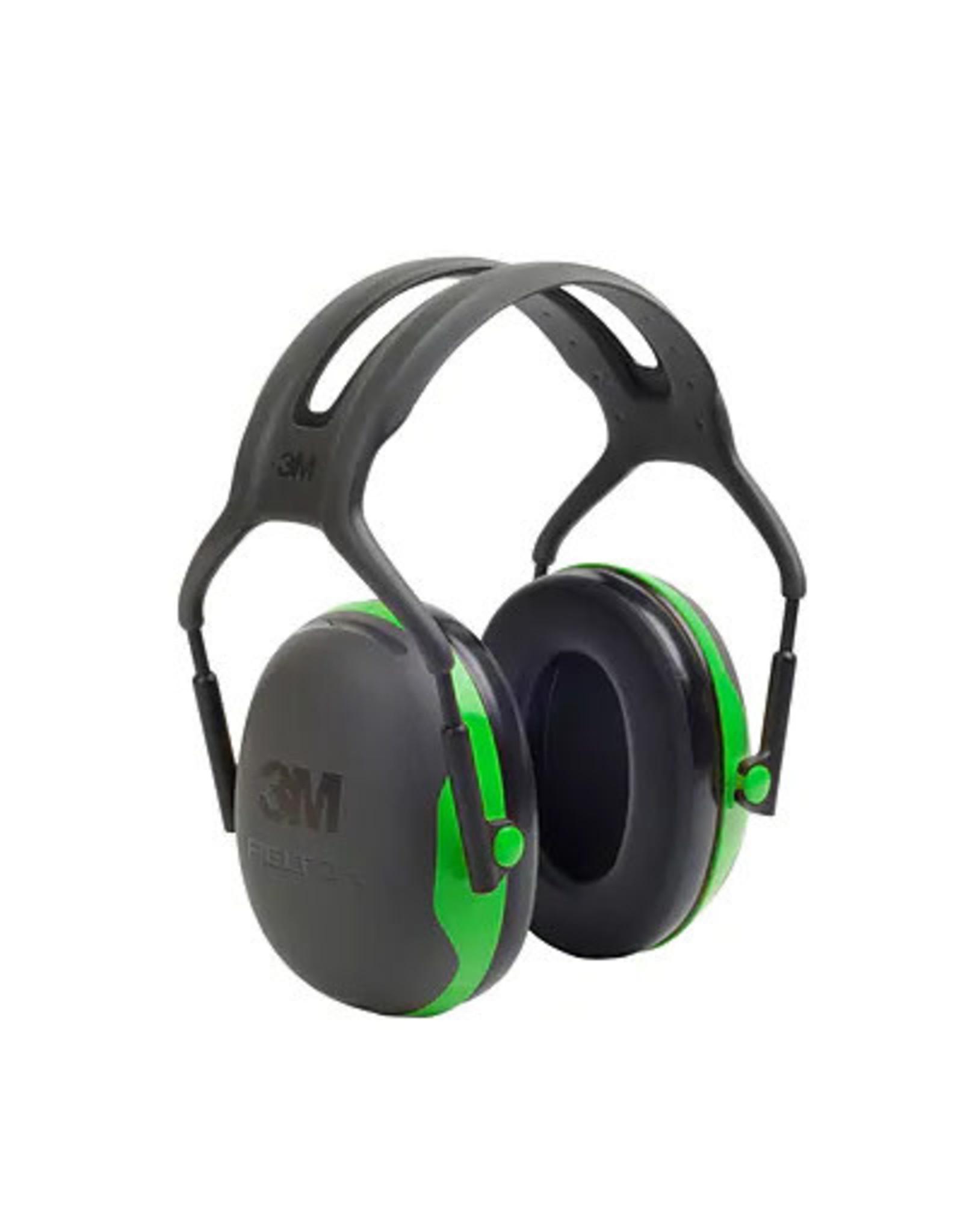 3M X1A Peltor Over-The-Head Earmuffs