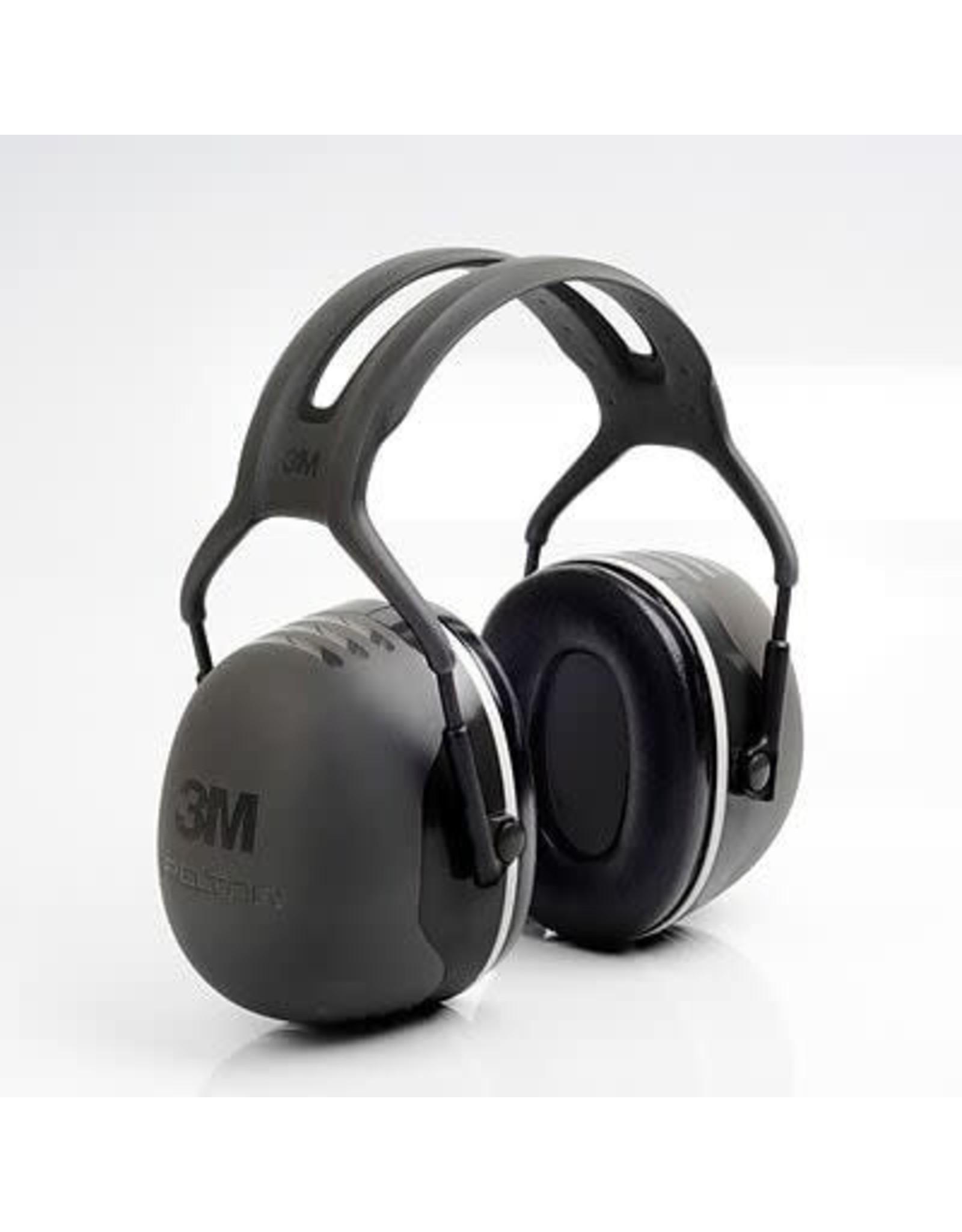 3M X5A Peltor Over-The-Head Earmuffs