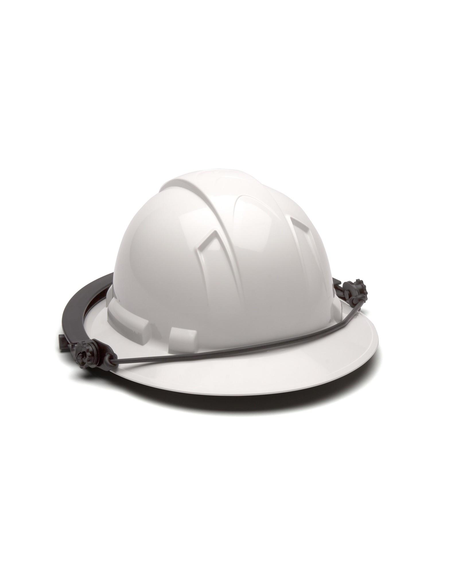 Pyramex Pyramex Dielectric Full Brim Adapter for Hard Hats