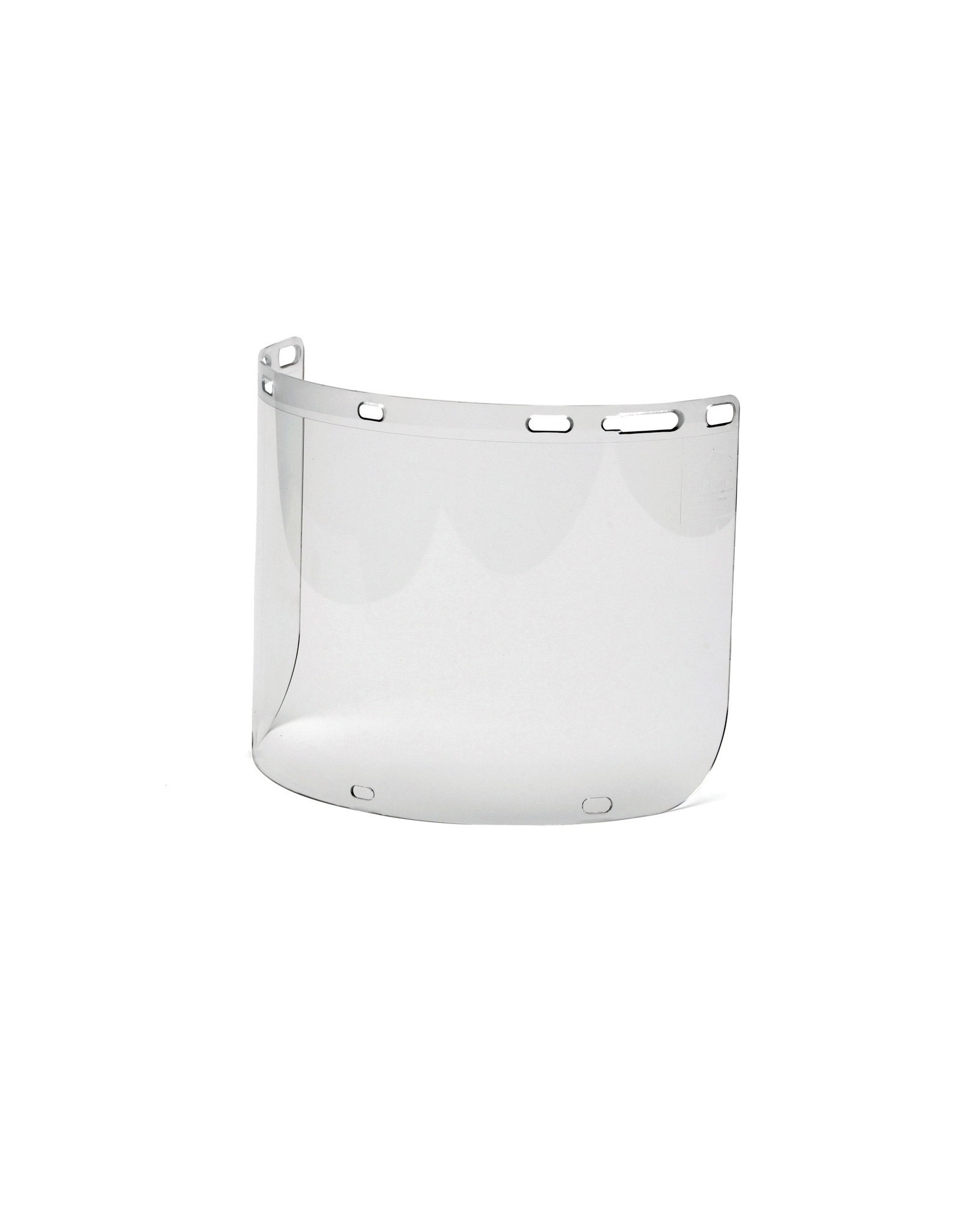 Pyramex Pyramex Cylindrical Polycarbonate Face Shield w/ Slots for Chin Cup