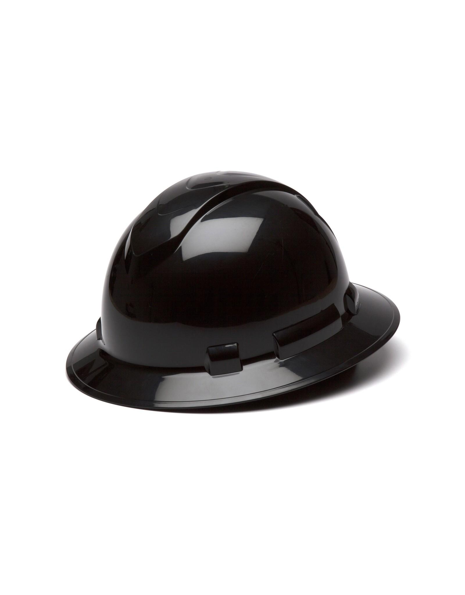 Pyramex Ridgeline Full Brim Hard Hat