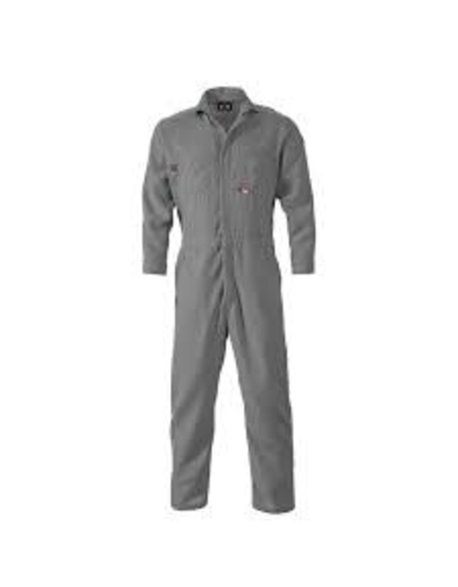 Saf-Tech Saf-Tech 7 oz 100% Cotton High-Vis Indura Contractor FR Coverall
