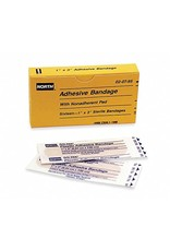 "North by Honeywell North by Honeywell Sterile Bandage 1""x3"""