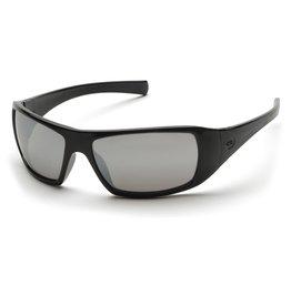 Pyramex VentureGear Pagosa Anti-Fog Lens with Black Frame